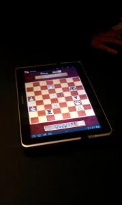 Schach auf dem Galaxy Tab
