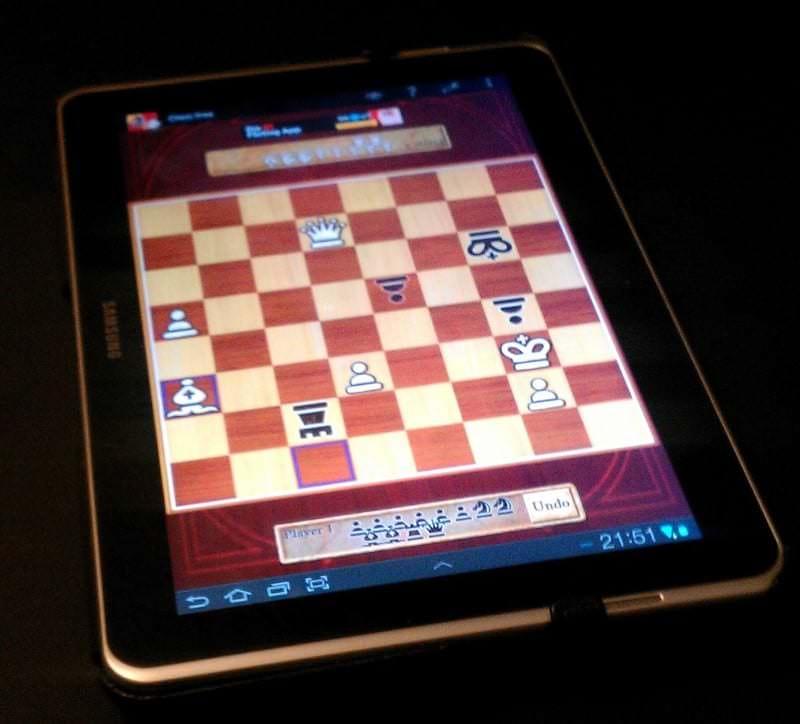 Ersetzt das Tablet das klassische Spielbrett ?