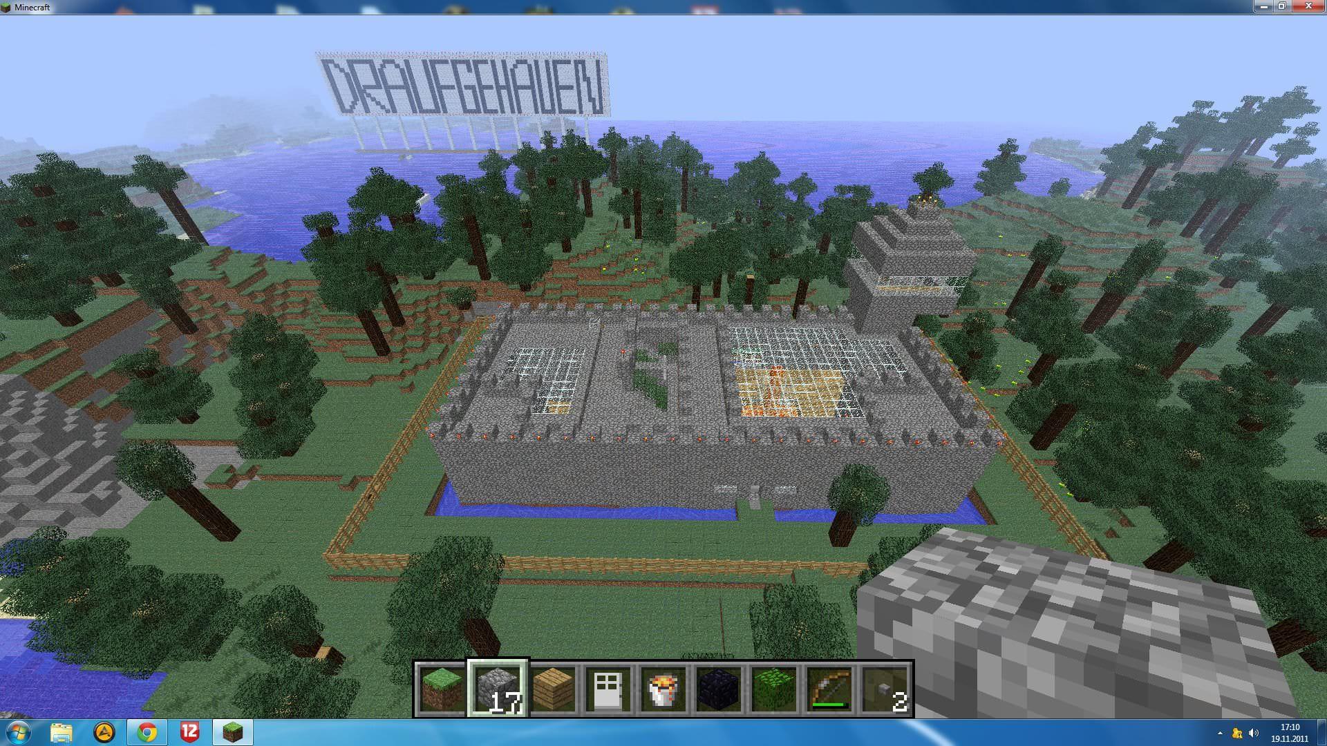 Faszination Minecraft – Ein nie enden wollender Bauspaß