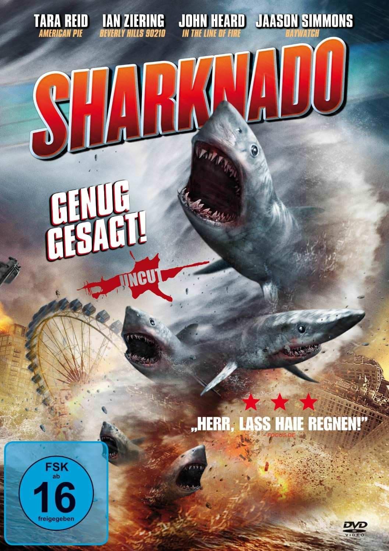 Hai-Filme: Sharknado entfacht Trash-Film-Kult