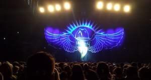 Individueller Banner für Deutschland-Gigs von Volbeat