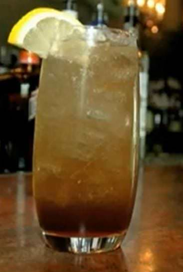 Long Island Ice Tea – Eistee ohne Tee