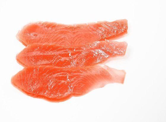 Rezept für Leckere Lachsspieße