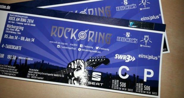 Eintrittskarten für RaR 2014