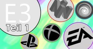 Microsoft E3 – Spiele, Spiele und noch mehr Spiele