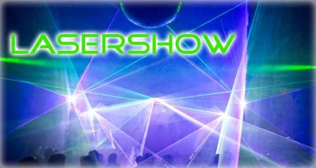 Lasershow – Lichter der Begeisterung