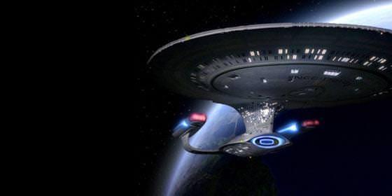 Raumschiff Enterprise in HD auf SyFy