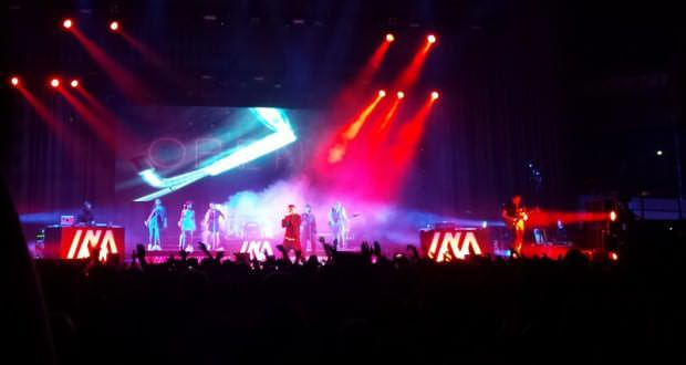 Marteria – Westfalenhalle Dortmund am 28.11.2014