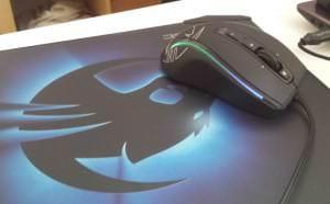Meine Maus im Einsatz