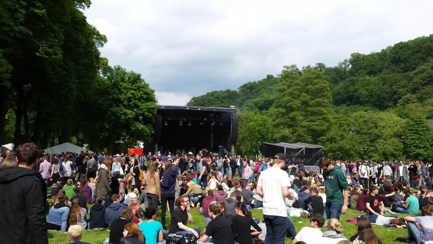 Pfingst Open Air Werden 2015 – #POAW2015