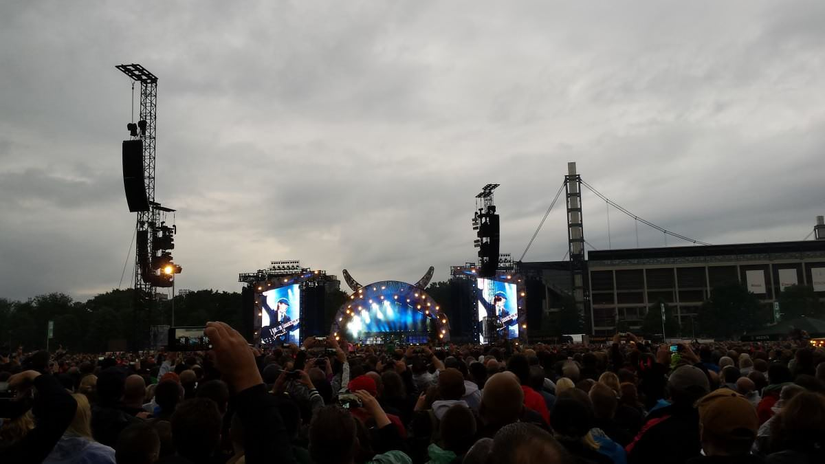 AC/DC – Rock Or Bust World Tour 2015 in Köln