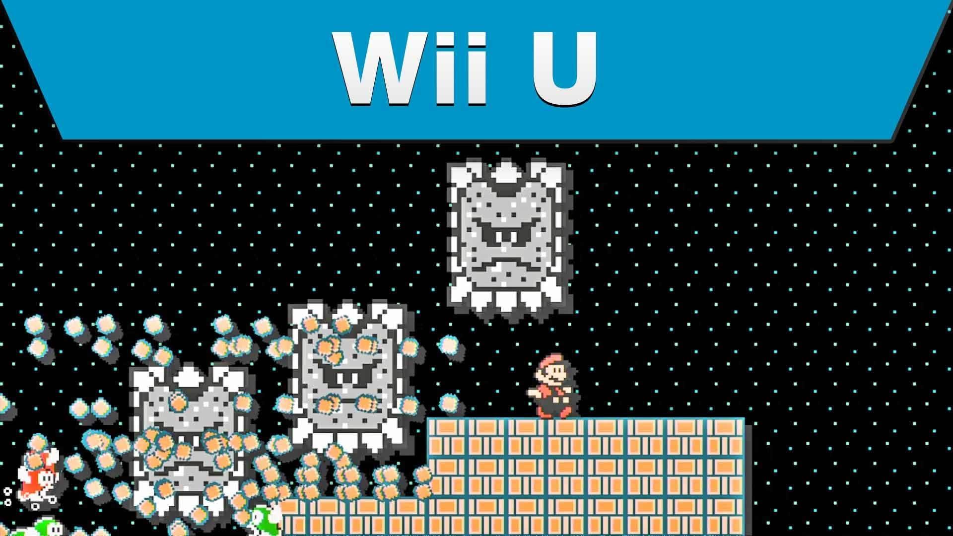 Super Mario Maker  Der Baukasten mit Spaß