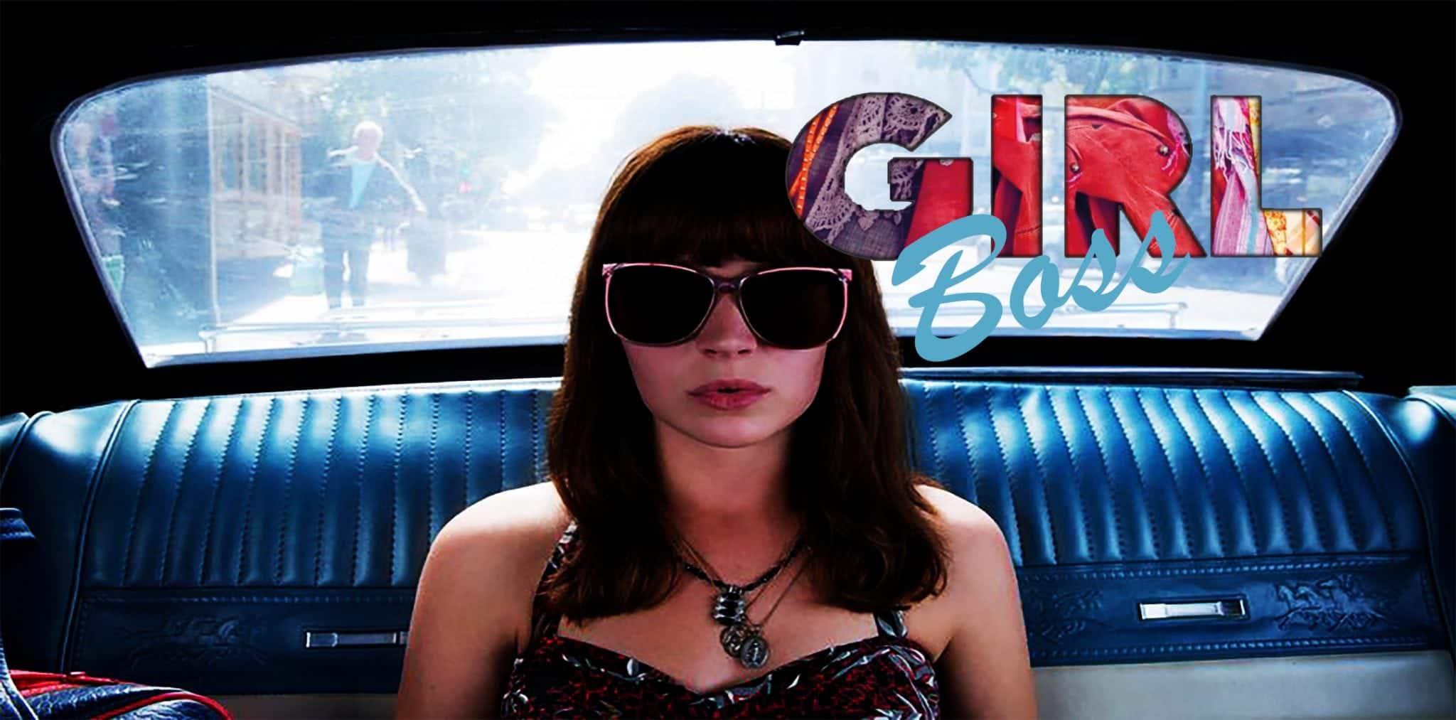 """Die erst dieses Jahr erscheinende Netflix Serie """"Girlboss"""", muss den Löffel abgeben"""
