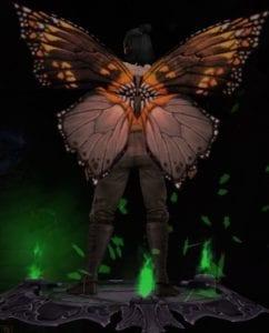 Diablo 3 Saison 16 Flügel Hinten