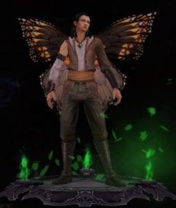 Diablo 3 Saison 16 Flügel Vorne