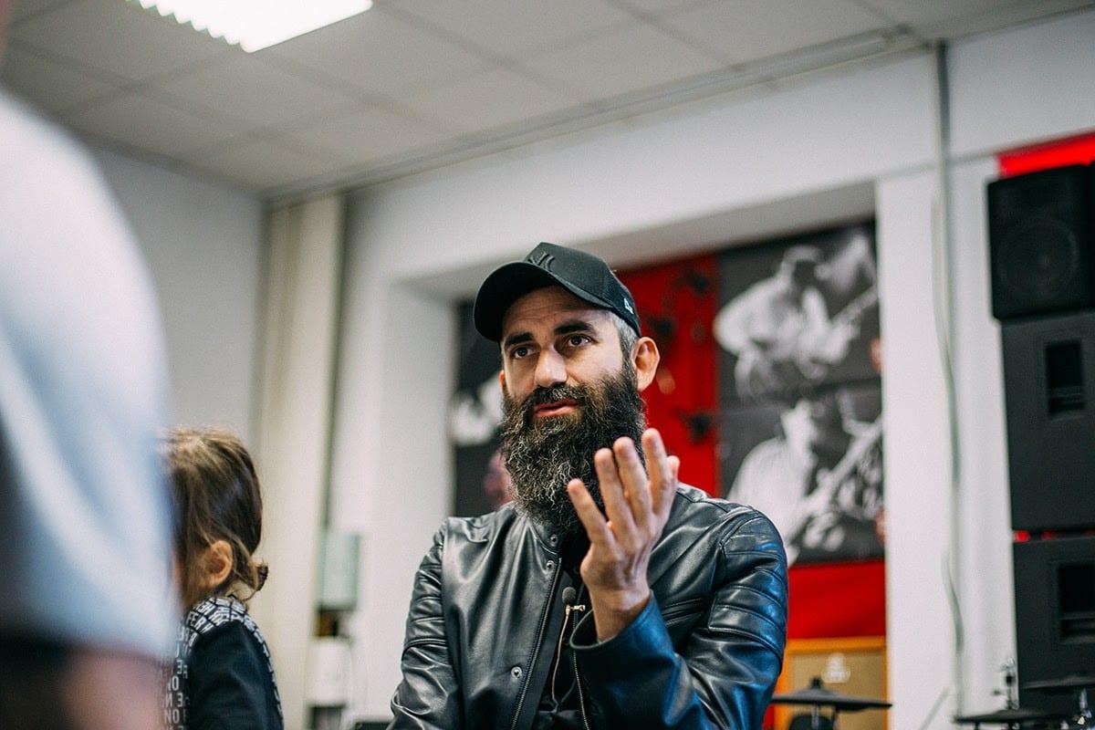 """""""Wir planen neue, hoffentlich erfolgreiche Projekte"""", erklärt Mikhail Peleg, der Produzent der Band """"Machete"""""""