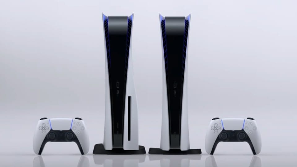 PS5 Versionen