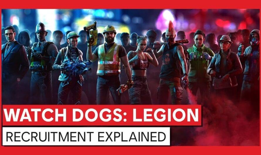 Watch Dogs Legionkommt Oktober 2020
