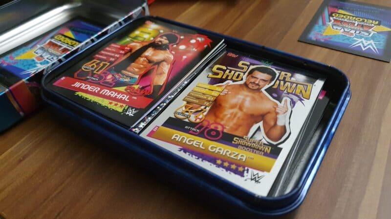 WWE Slam Attax
