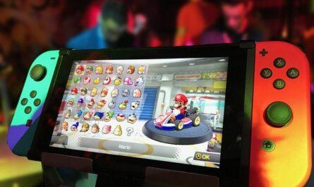 Nintendo Switch 2021