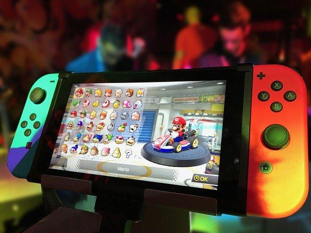Faszination Nintendo Switch